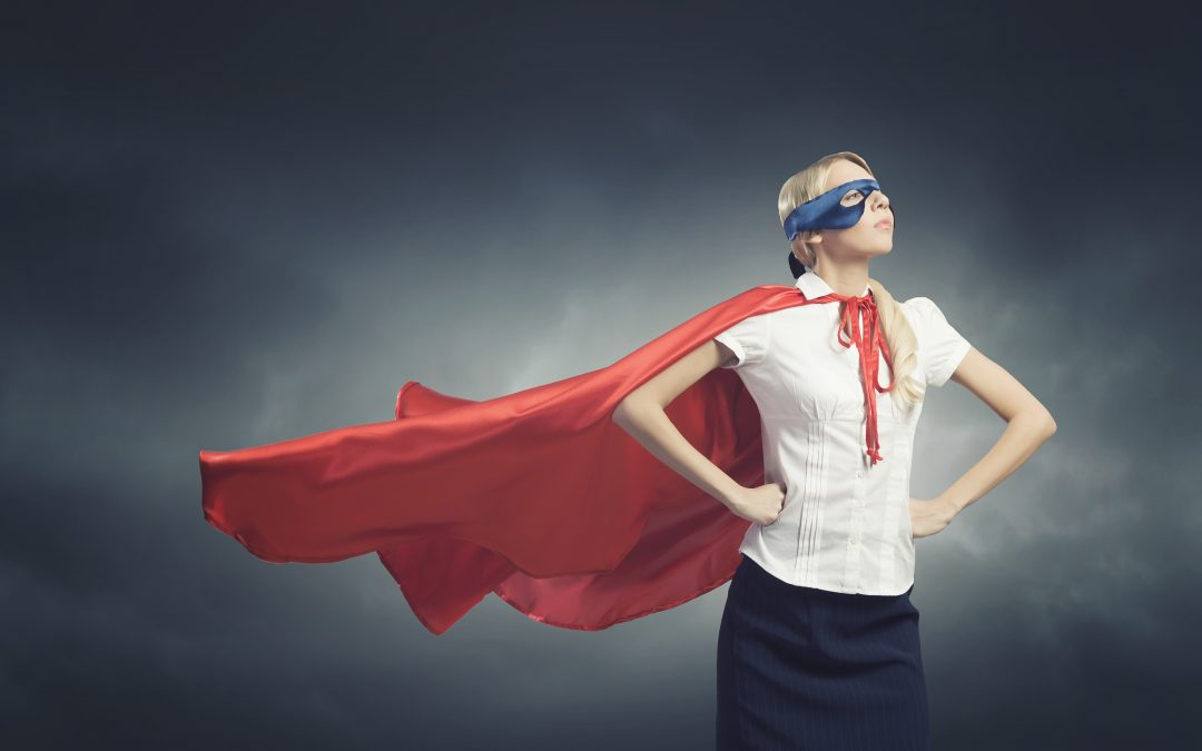 Guest Post by Rosemary O'Connor: The Shocking Truth About Supermom