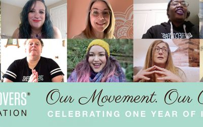 SHE RECOVERS Celebrates One Year as a Non-Profit Organization