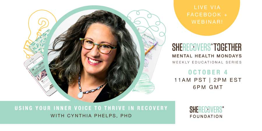 Using Your Inner Voice to Thrive in Recovery