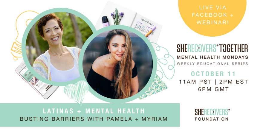 Latinas and Mental Health: Busting Barriers and Embracing Recovery